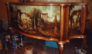 Painted Furniture A