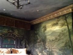Gothic Forest Guest Bedroom A