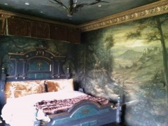 Gothic Forest Guest Bedroom B