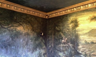 Gothic Forest Guest Bedroom C