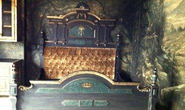 Gothic Forest Guest Bedroom D