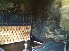 Gothic Forest Guest Bedroom H