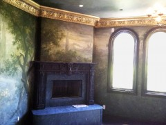 Gothic Forest Guest Bedroom J