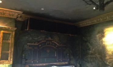 Gothic Forest Guest Bedroom K