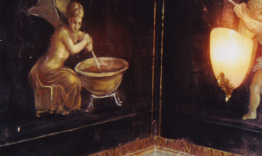 Pompeii Powder Room F