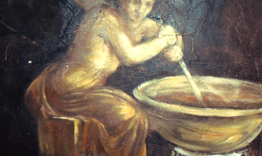 Pompeii Powder Room G