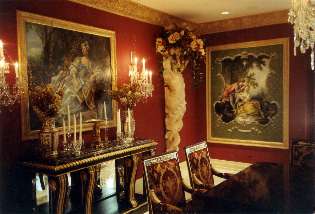 French Dining Room A